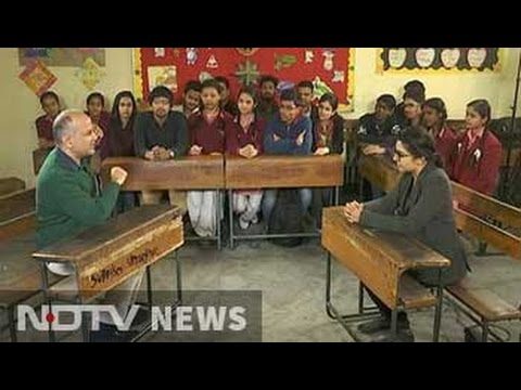 Corruption, policies, pay hike: Manish Sisodia faces bouncers from children