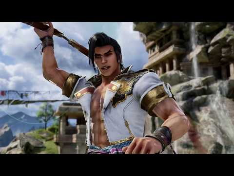 SOULCALIBUR VI - Maxi Reveal Trailer