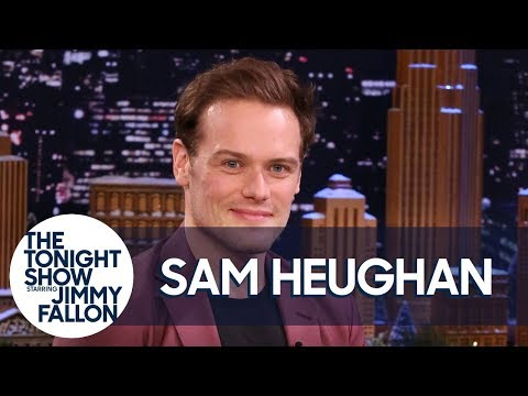 Outlander'sSam HeughanEntertains Those James Bond Rumors