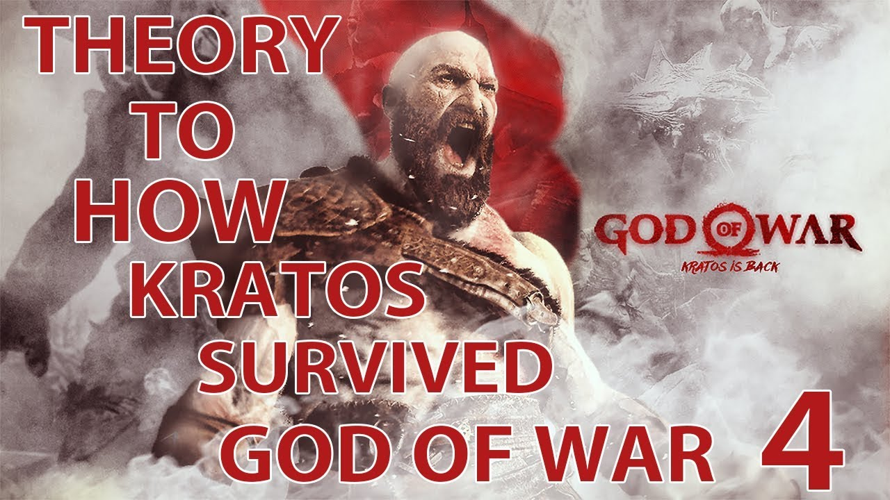 God Of War Ps4 Therory To How Kratos Survived In Norse