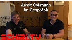 Schiri-Talk: Die neue Interview-Reihe im schiri.TV. Heute: Arndt Collmann.