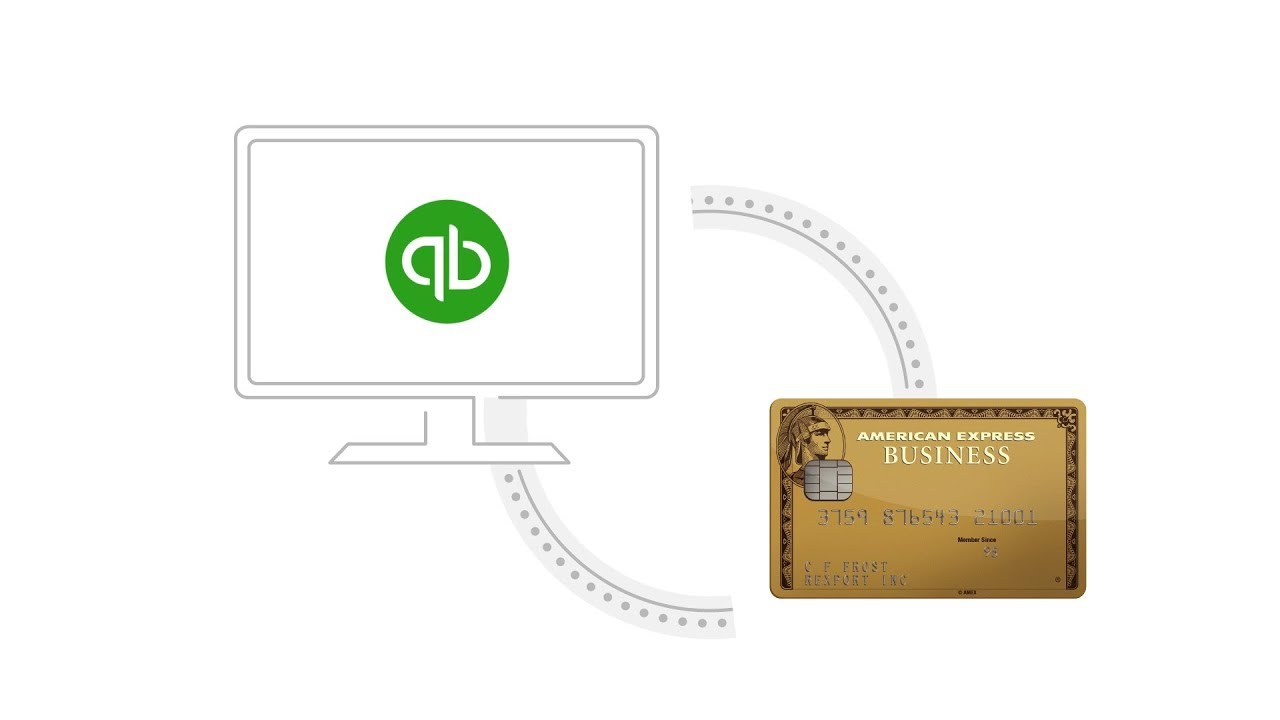 Connect to QuickBooks from American Express OPEN
