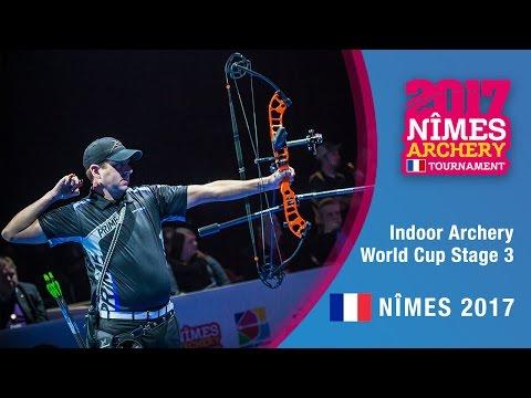 Jean Philippe Boulch v Dave Cousins – Compound Men's Bronze Final | Nîmes 2017