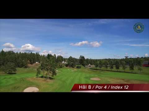 Lidingö Golfklubb 18 hålsbanan