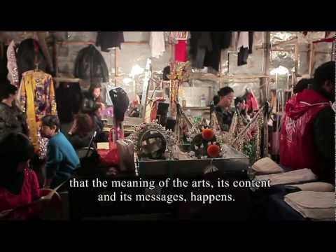 West Kowloon Bamboo Theatre 2012 Video