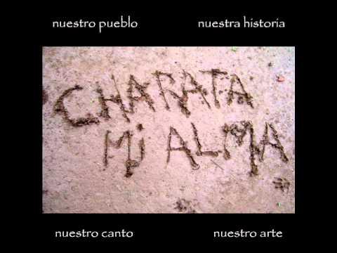 Charata Mi Alma [Álbum Completo]
