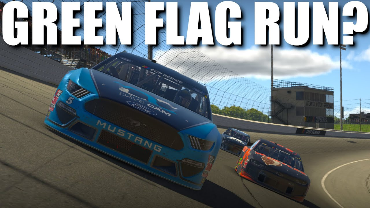 iRacing Nascar Atlanta Motor Speedway