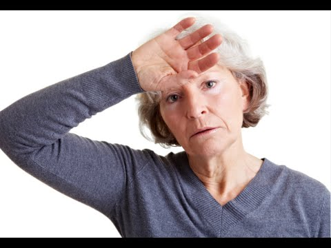 How to Stop Hot Flashes and Night Sweats - Menopausal Hot Flashes