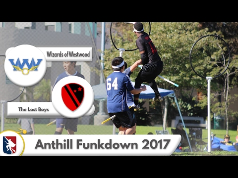 Anthill Funkdown 2017: WoW v.  LBQC