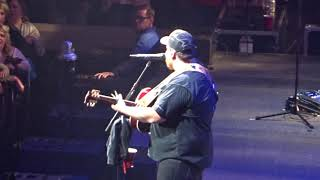 Luke Combs - Hurricane, live at Thompson-Boling Arena Knoxville, 15 February 2019