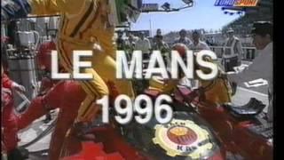 Le Mans 1996 intro