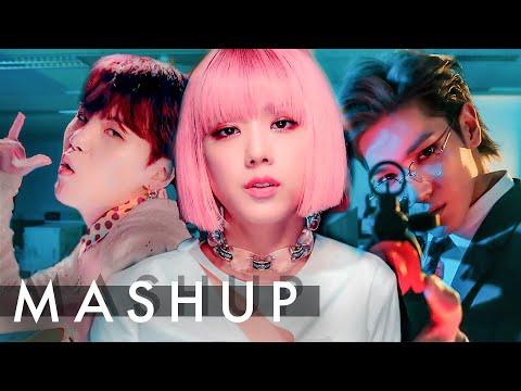 BTS x BLACKPINK x NCT 127 - Idol / Ddu-Du Ddu-Du / Regular MASHUP
