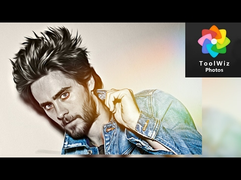 Toolwiz Photo Editor - Color Effect + Oilpaint Hair And Beard | Best App For Editing In Android
