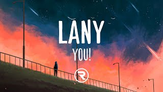 Download Mp3 Lany - You!  Lyrics