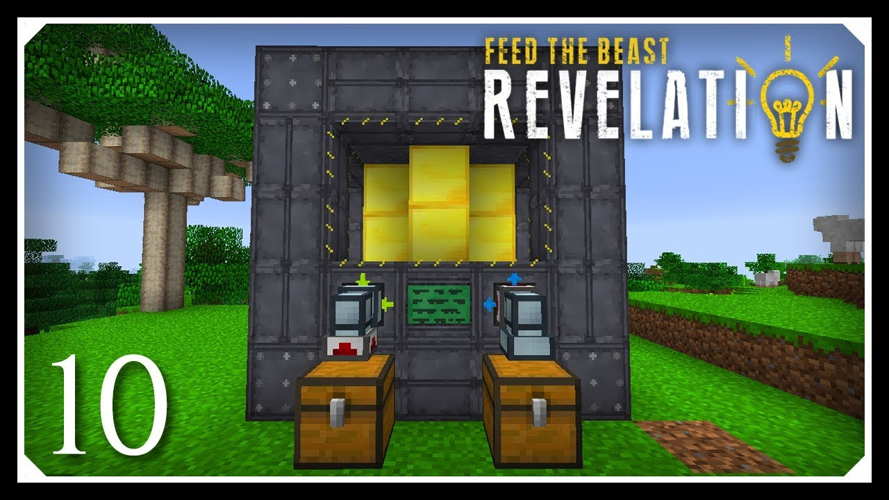 Ftb Revelations Server Setup