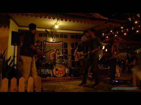 LAS! feat Wing (Coffternoon) - Borneo Is Calling (Live From Halaman Kite FoodGarden)