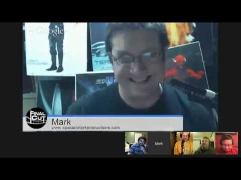 The SciFi Geeks Club #37 - Mark Krawczyk