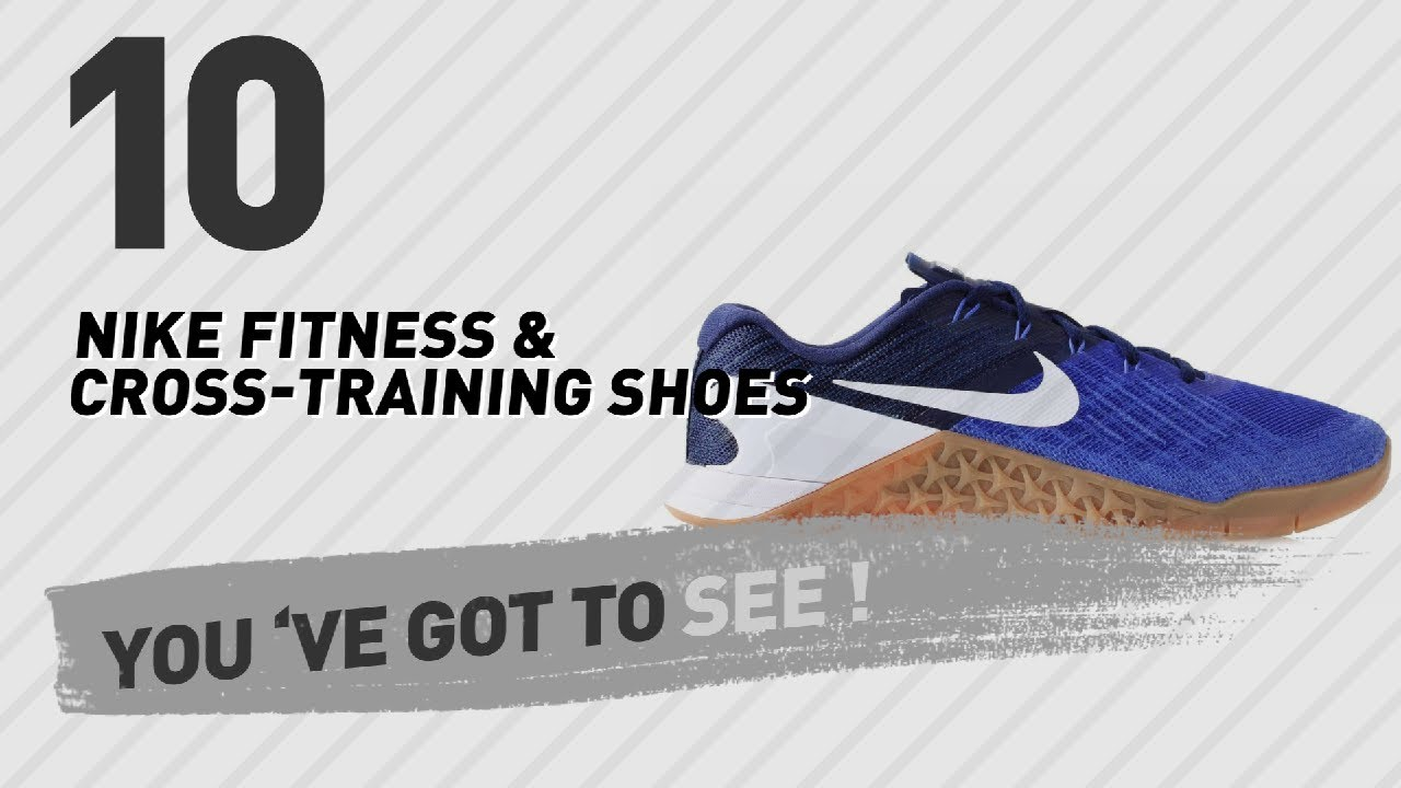 Nike Women Fitness & Cross-Training Shoes, Top 10 Collection // New &  Popular 2017