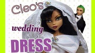 ДЬЮС ПОКУПАЕТ КЛЕО СВАДЕБНОЕ ПЛАТЬЕ!~ CLEO's WEDDING DRESS