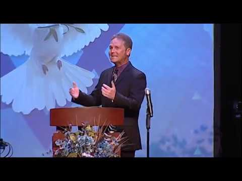 """Pastor Billy Crone at Jan Markell's """"Understanding the Times 2018"""""""