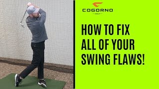 Golf: How To Fix All of Your Swing Flaws (Live with Eric Cogorno)