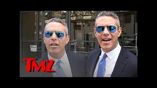 Andy Cohen Talks Cardinals Superstitions! | TMZ