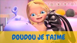 Bébé Lilly - Doudou Je T'Aime