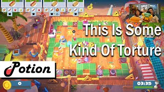 [Switch] When We Broke From Overcooked 2