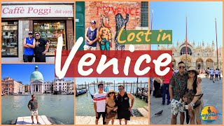 Gambar cover GETTING LOST IN VENICE ITALY + Salute Airbnb Apartment Tour