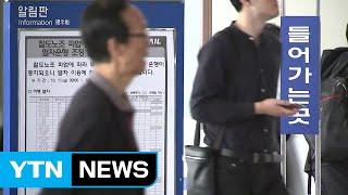 철도노조 파업 이틀째...KTX 운행률 68%로 '뚝'…