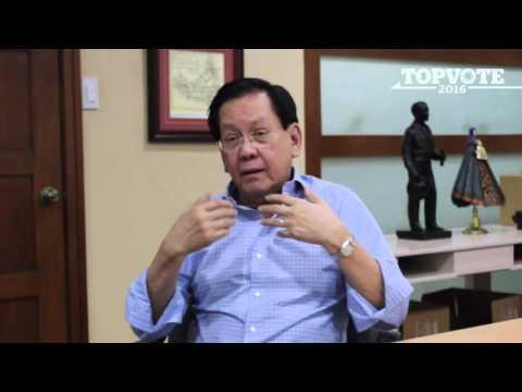 Serge Osmeña on tax reform