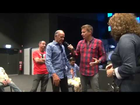 8 years of painful spinal damage & uncontrollable nerve shaking healed   John Mellor Healing Ministe