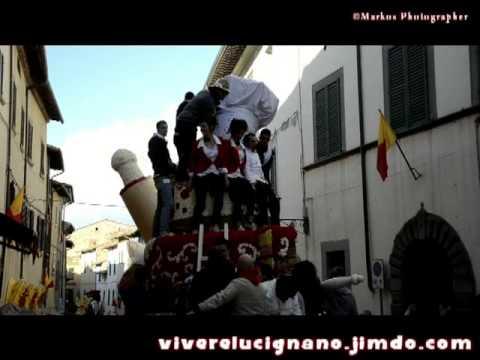 Maggiolata Lucignanese 2013 - Battaglia dei Fiori