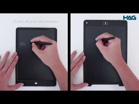 """Cool & Upgraded 10"""" LCD Writing / Drawing Tablet Thicker and Brighter By HAG"""