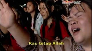 Kau Tetap Allah & Nyanyi dan Bersoraklah - Live Report Healing Movement Crusade Manado