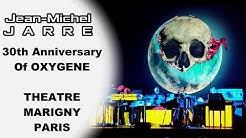 JEAN MICHEL JARRE - OXYGEN LIVE - THEATRE MARIGNY PARIS