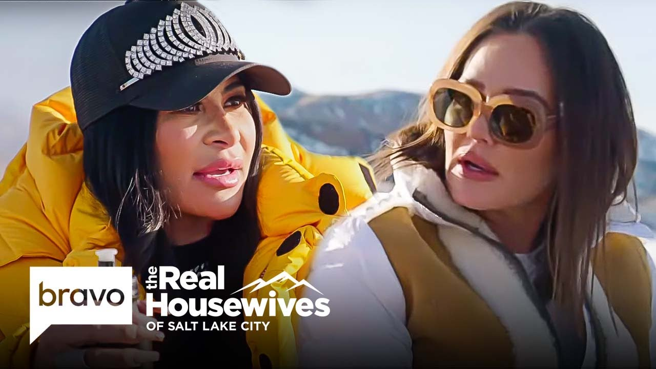 Download Meredith Marks Confronts Jen Shah About the Comments Regarding Her Son   RHOSLC Highlight (S2 E3)