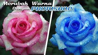 Tutorial Photoshop » Cara Mudah Merubah Warna