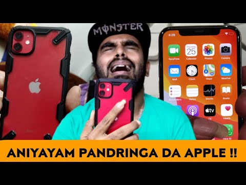 73,000 Rs Waste ? - iPhone 11 Marana Honest Review After 22 Days Of Usage | Battery, Camera & More
