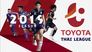 TOYOTA Thai League 2019 OFFICIAL intro