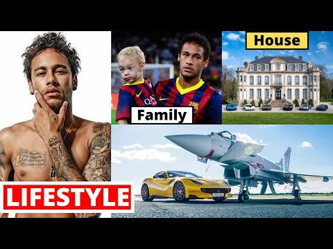 Neymar Jr Lifestyle 2020, Income, House, Cars, Family, Wife Biography, Son, Goals, Salary& Net Worth