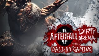 Afterfall Insanity Dirty Arena Edition PC Gameplay HD 1080p