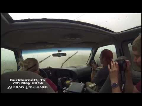 Hail, Burkburnett, Texas - 7th May 2014