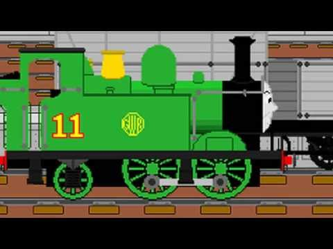 Thomas and Friends Animated Remakes Episode 46 (Toad Stands By)