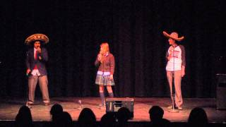 Fragile - Tech N9ne/Kendrick Lamar Cover (Mulgrave Talent Show)