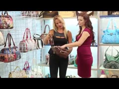 FACE RUNWAY Fashion Tv  LANY BAG Episode  1 LANY BAG by NICOLE SHIPLEY & DANIELLA MCBRIBE