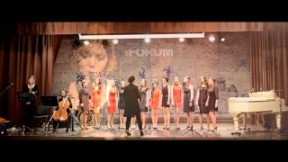 MelodyGirls of Ukraine – Losing You (Dusty Springfield Cover) Live performance at Masterklass