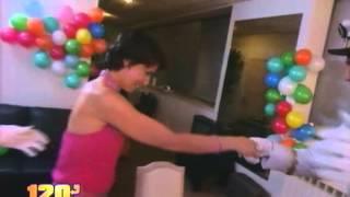 Carole Rousseau [TF1- 120mn de bonheur - 31/12/2004]