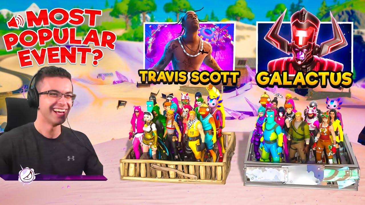 Fortnite Trivia *MOST EXCITING EVENTS EDITION*