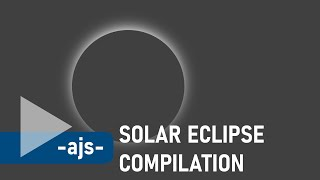 Total Solar Eclipse Compilation (2001-2019)